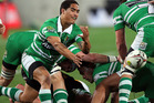 Aaron Smith in action for Manawatu. Photo / Getty