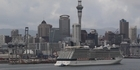 Watch: Cruise ship Celebrity Solstice arrives in Auckland