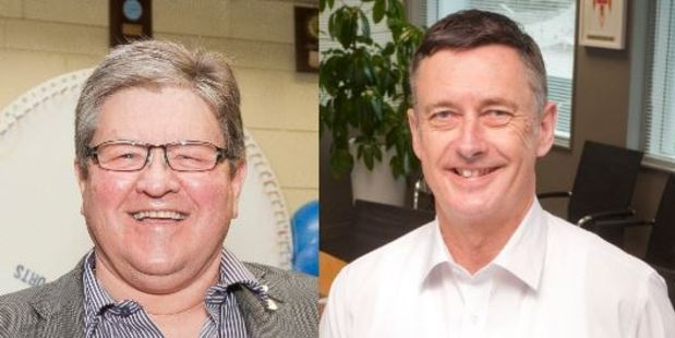 Andrew von Dadelszen and Stuart Crosby secured seats on Bay of Plenty Regional Council. Photo/file