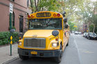 The 7-year-old told the school bus driver she had been unable to wake her parents. Photo / 123rf