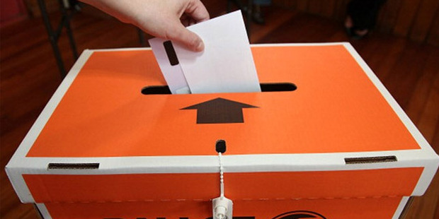 Figures released yesterday showed that just 35,874 people out of 123,097 from the five local body areas in the Hawke's Bay Today circulation area have cast their votes.