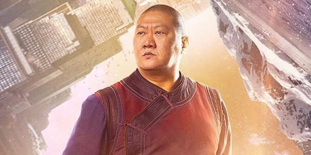 Benedict Wong stars in the upcoming Marvel movie, Doctor Strange.