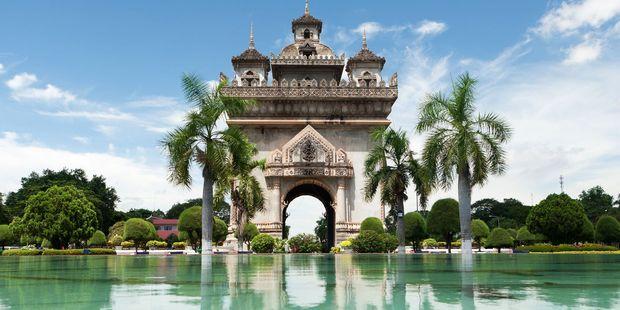 Vientiane, the capital of Laos. Photo / 123rf