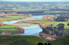 The Manawatu River at Ashurst. Pictures / Ross Setford, supplied