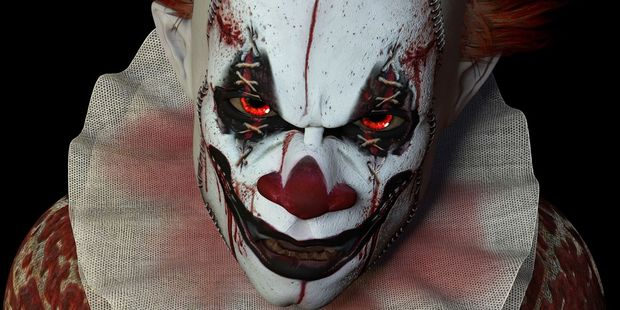 Loading Clowns who were members of the association had had job cancellations due to the spate of 'scary clown' incidents. Photo / 123RF