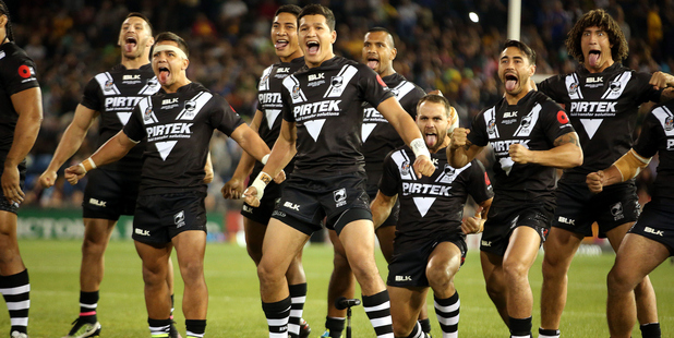 The Kiwis are coming home, securing at least one test match on New Zealand soil next year. Photo / Photosport