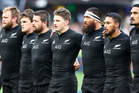 The All Blacks will not be lining up to sing the national anthem this weekend, so what other sport is on for us to watch? Photo / Photosport