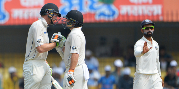 Loading The Black Caps are facing one of their toughest challenges of the series as they look to avoid being swept 3-0 by India. Photo / Photosport