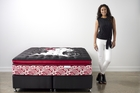 How to get your hands on a celeb-designed bed