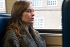 Emily Blunt looks a bit melancholy as The Girl on the Train.