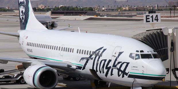 Alaska Airlines says it stands by its staff. Photo / 123RF
