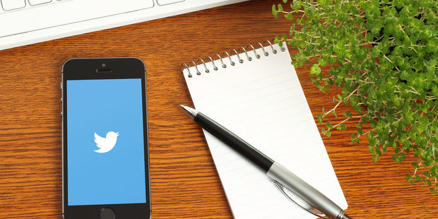 Scientists are yet to widely take up Tweeting - but those who do find it useful, a new study shows. Photo:  rvlsoft/123RF stock image