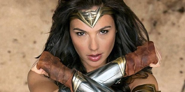 Gadot said the character 'believes in good and believes that people should be happy and lead safe, happy lives'. Photo / DC Entertainment