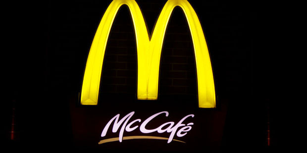 """McDonald's graffiti-covered """"ghetto"""" style restaurants could cause legal trouble. Photo / 123RF"""