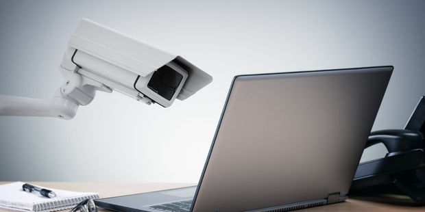 Surveillance has become increasingly invasive and its scope has broadened with the proliferation of the internet-of-things. Photo / 123RF