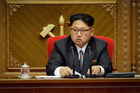 North Korean leader Kim Jong Un. Photo / AP
