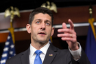 House Speaker Paul Ryan. Photo / AP