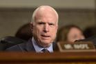 Senator John McCain has withdrawn his support for  Donald Trump as the Republican nominee. Photo / AP