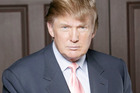 Donald Trump during his time as the big boss man on reality show The Apprentice.