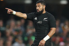Lima Sopoaga of New Zealand during the The Rugby Championship match between South Africa and New Zealand. Photo / Getty Images.