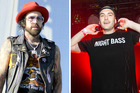 Yelawolf and AC Slater have just been announced to join NZ's new Bay Dreams festival. Photos / Getty Images