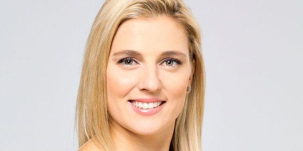 Gemma Flynn, new New Zealand Breast Cancer Foundation ambassador. Photo/supplied