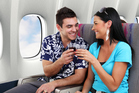 Don't be fooled - flight attendants are keeping a careful eye on your alcohol intake. Photo / Getty Images