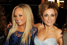 Former Spice Girls Emma Bunton and Geri Halliwell. Photo / Getty Images