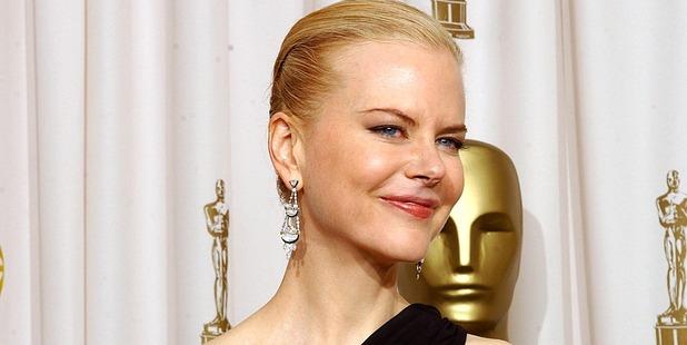 Nicole Kidman won an Oscar for Best Actress in 2003. Photo / Getty