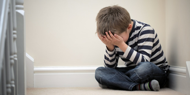 Children are apt to take on burdens of guilt or domestic responsibility that simply shouldn't be theirs. Photo / Getty