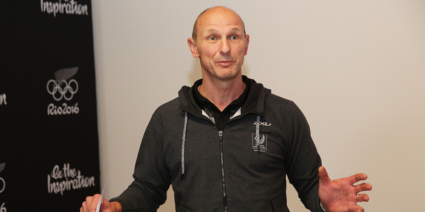 Triathlon New Zealand High Performance Manager Graeme Maw has stepped down. Photo / Getty Images