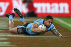 Tyson Frizell will make his international debut. Photo / Getty