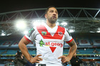 Benji Marshall spent last season with the Dragons but might have played his final game. Photo / Getty