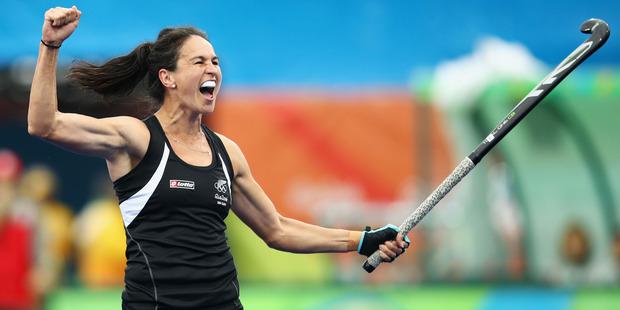 Kayla Whitelock has decided to walk away from the Black Sticks. Photo / Getty
