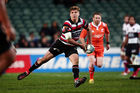 Piers Francis of Counties Manukau. Photo / Getty
