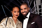 Singer Rihanna and rapper Drake. Photo / Getty Images