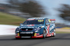 Craig Lowndes during practice for the Bathurst 1000. Photo / Getty Images