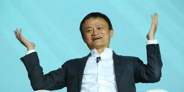 Alibaba founder Jack Ma. Photo / Getty Images