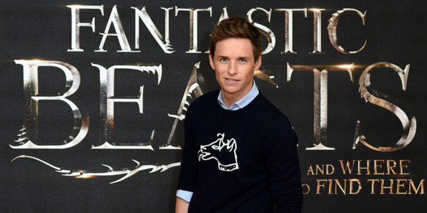 Eddie Redmayne attends a photocall for Fantastic Beast And Where To Find Them at May Fair Hotel on October 13, 2016 in London, England. Photo / Getty