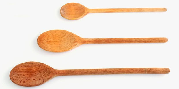 Did you know wooden spoons have an expiry date? Photo / Getty Images