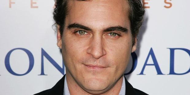 Actor Joaquin Phoenix arrives at the premiere of Focus Features' Reservation Road at the Academy of Motion Pictures Arts and Sciences on October 18, 2007. Photo / Getty