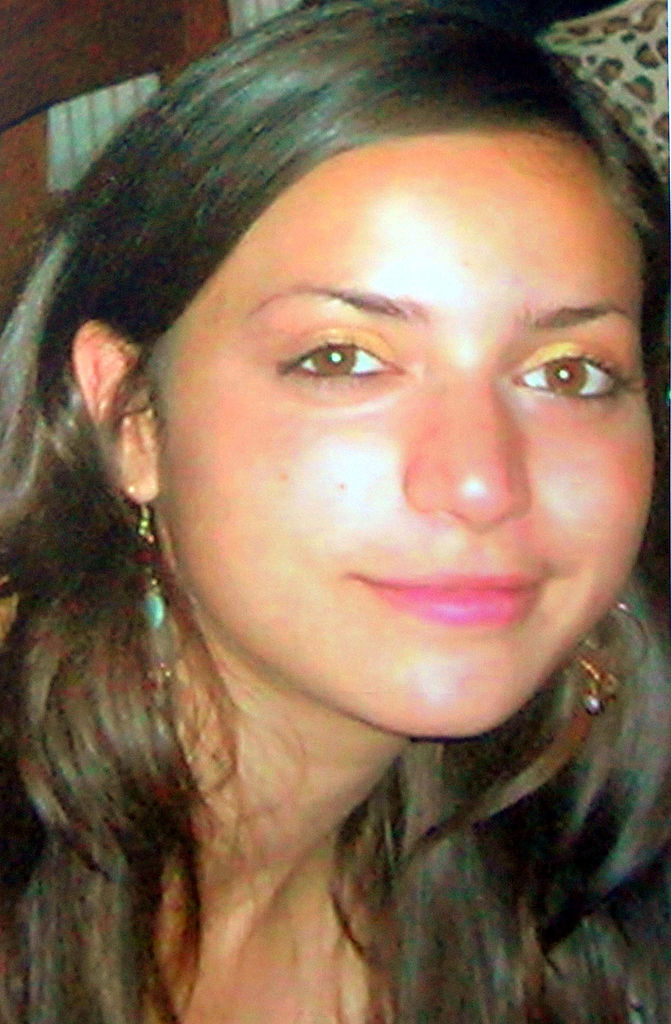 Meredith Kercher, 21, was studying in Perugia, Italy, when she was killed.