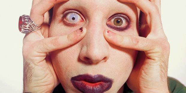 Photo of Marilyn Manson. Photo / Getty