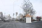 Stephen Jones Architects drew up plans to recreate the 'onion top' tram stop at Greenwoods Corner.