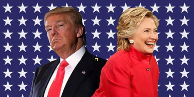 Loading Hillary Clinton and Donald Trump clashed in often personal terms in the second presidential debate today in St. Louis.