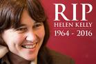 Former union boss Helen Kelly has died.