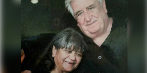 Mona Tuwhangai, 82, and Maurice O'Donnell, 72, were found in their Kinohaku bach late on Friday night, alongside the body of Ross Bremner, 34, their suspected killer. Photo / Supplied