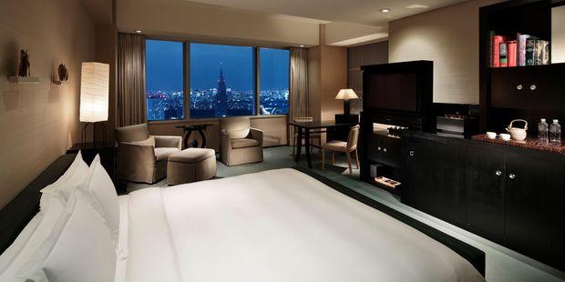 Lost in Translation was set in Tokyo's Park Hyatt hotel. Photo / Supplied