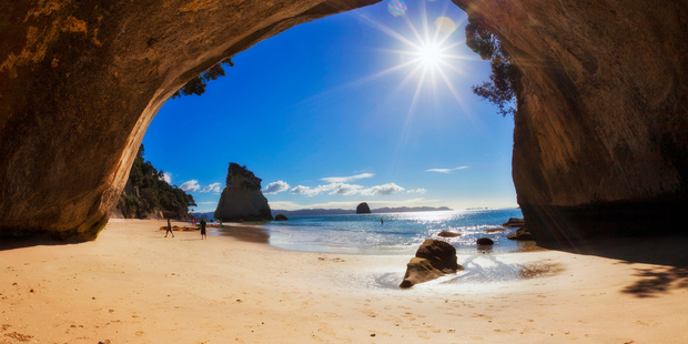Cathedral Cove. Photo / 123RF
