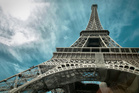 The Eiffel tower. Photo / 123RF